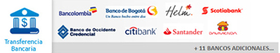 Colombia-Bancos